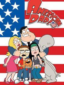American Dad! Dublado Online - Todos os Episódios