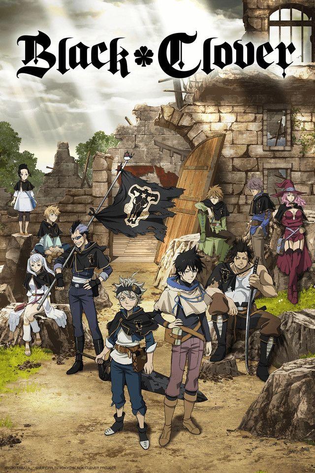 Black Clover - Anime Online - Todos os Episódios