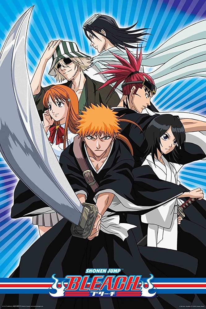 Bleach - Dublado Anime Online - Todos os Episódios