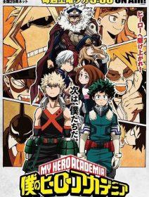 Boku no Hero - My Hero Academia - (3° Temporada) Todas os Episódios