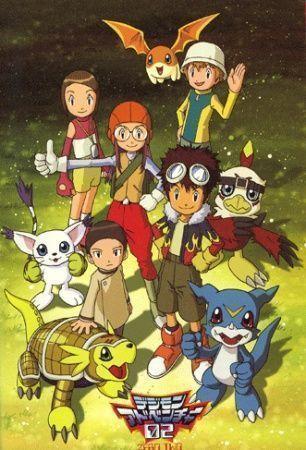 Digimon Adventure 2° Temporada Dublado