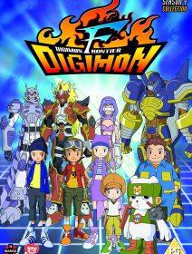Digimon Frontier Dublado - Todos os Episódios