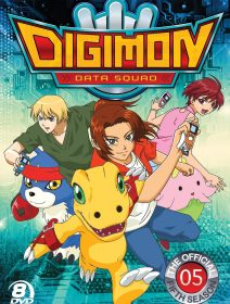 Digimon Savers Dublado - Todos os Episódios