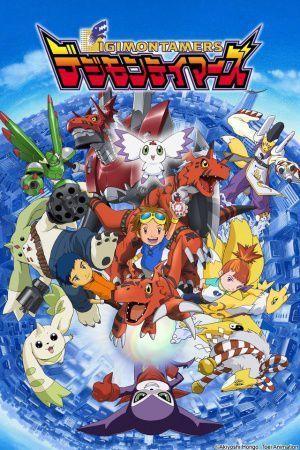 Digimon Tamers Dublado - Todos os Episódios
