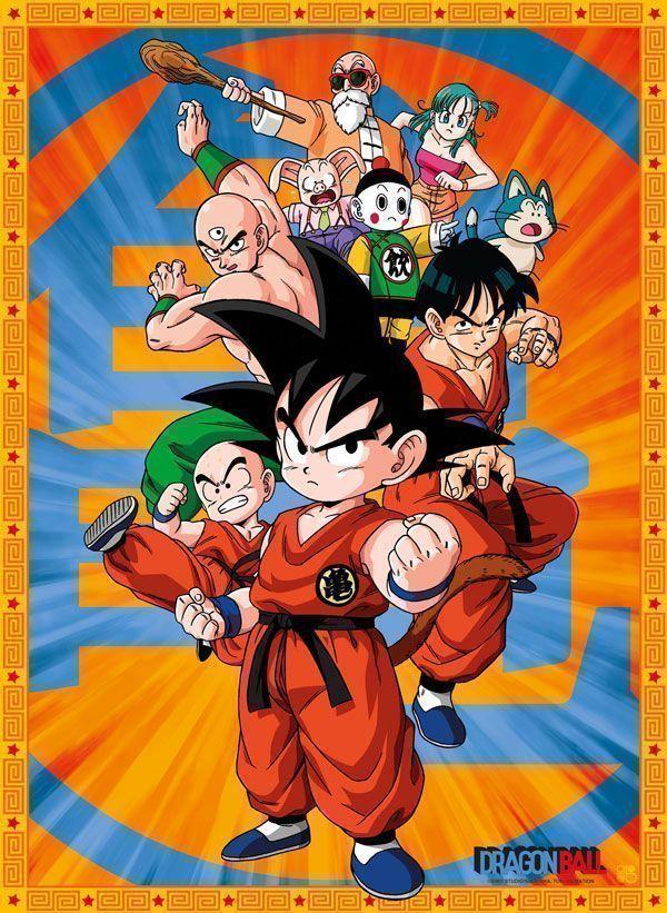 Dragon Ball Clássico Dublado - Todos os Episódios