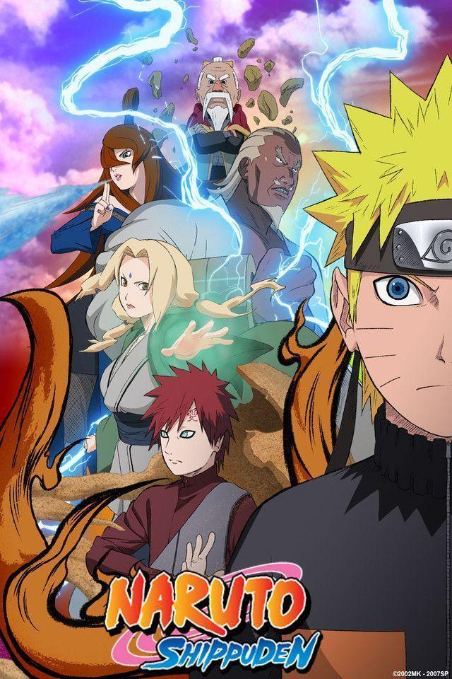 Naruto Shippuden Dublado – Todos os Episódios