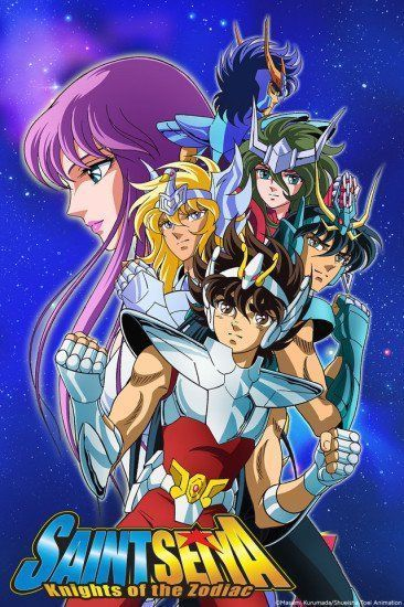 Os Cavaleiros Do Zodíaco - Dublado Online - Todos os Episódios