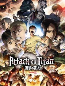 Shingeki No Kyojin - Attack On Titan (2° Temporada) Completo
