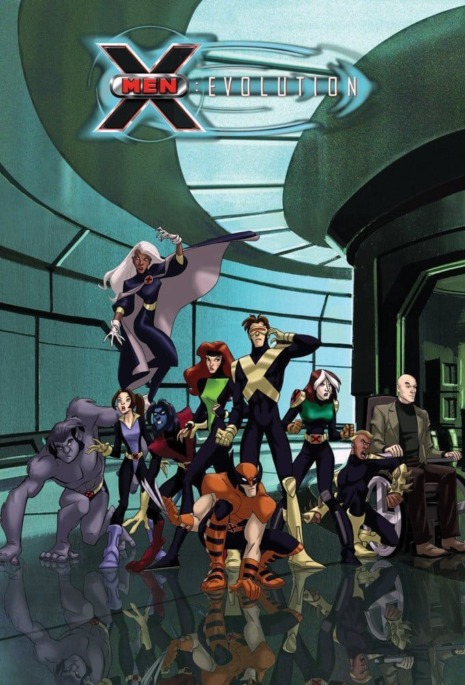X-men Evolution Dublado - Todos os Episódios