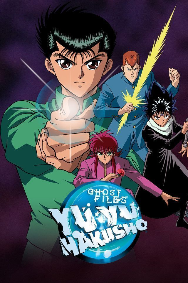 Yu Yu Hakusho - Dublado Online - Todos os Episódios