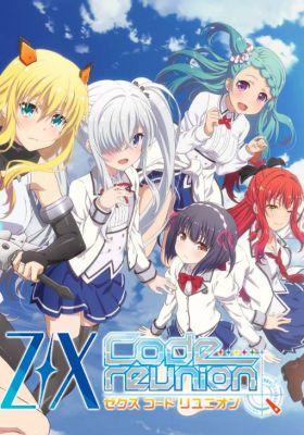 Z/X: Code Reunion Online Todos Episódios
