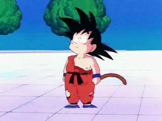 Dragon Ball - Episodio 125 - A aparição de Kami-Sama