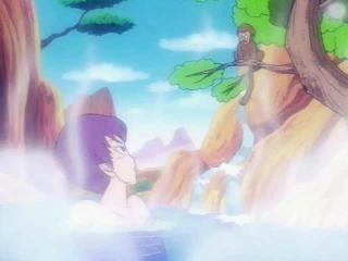 Dragon Ball - Episodio 129 - Goku faz uma viagem no tempo