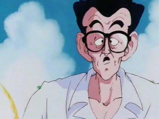 Dragon Ball - Episodio 139 - Mais uma luta violenta: Goku contra Tenshinhan