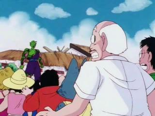 Dragon Ball - Episodio 145 - O gigante Piccolo Daimaoh