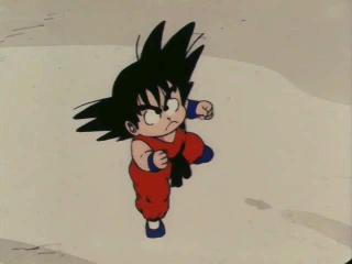 Dragon Ball - Episodio 20 - O Árduo Treinamento Poderá Ser Posto em Prática