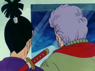 Dragon Ball - Episodio 36 - A Batalha com o Sargento Metalíco
