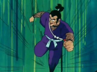 Dragon Ball - Episodio 38 - Cinco Ninjas Contra Goku