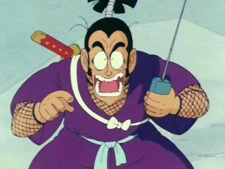 Dragon Ball - Episodio 39 - O Encontro com o Misterioso Andróide Nº8