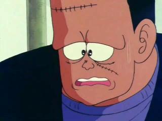 Dragon Ball - Episodio 41 - O Último dia na Torre da Força