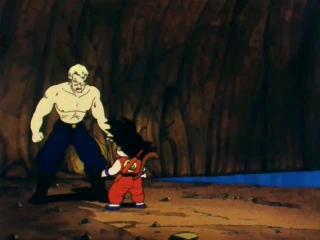 Dragon Ball - Episodio 53 - A Caverna Sinistra