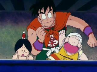 Dragon Ball - Episodio 74 - O Quinto Guerreiro Misterioso