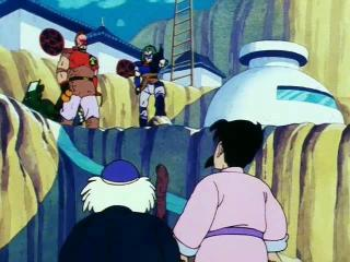 Dragon Ball - Episodio 79 - Ouro, prata e uma garrafa que engole pessoas