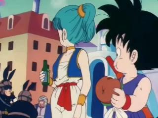 Dragon Ball - Episodio 9 - O Truque Especial do Chefe Coelho