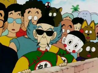 Dragon Ball - Episodio 94 - Taiyoken, a técnica do Mestre Tsuru