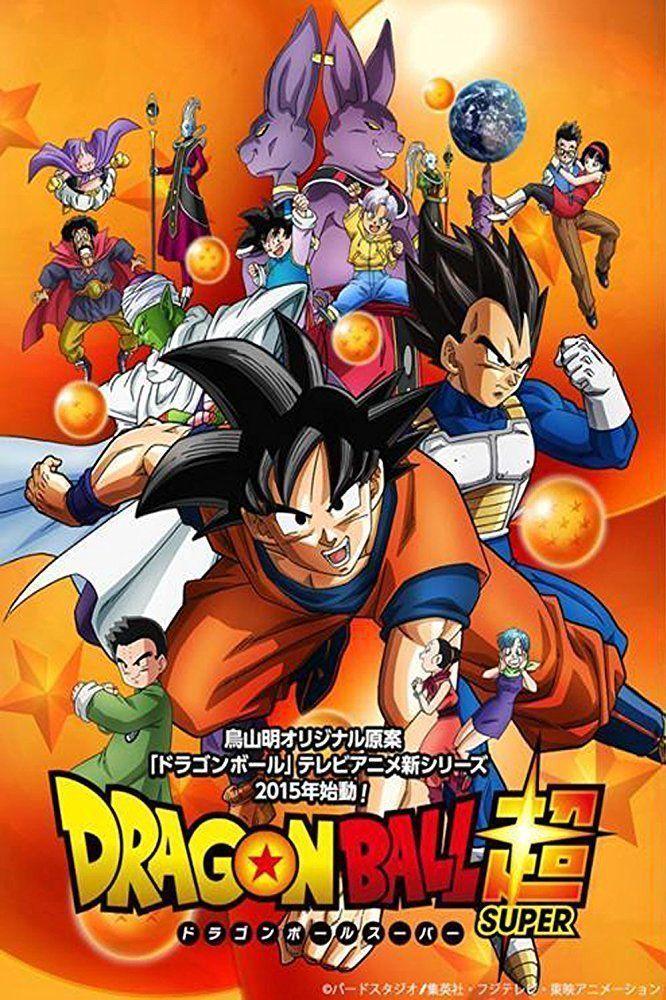 Dragon Ball Super Dublado - Completo Todos Episódios